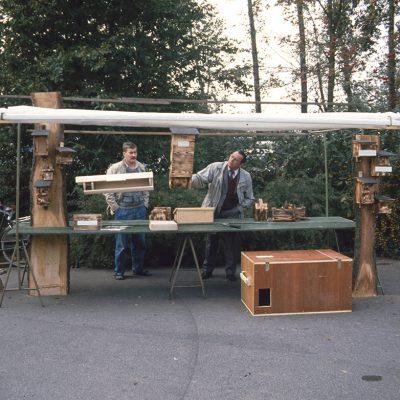 Heimattag_1992_Vogelschutzgruppe