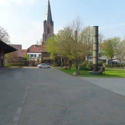 Dorfsicht von Böckenhoffs Hof 2011