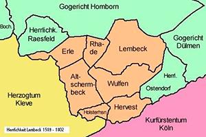 Herrlichkeit Lembeck