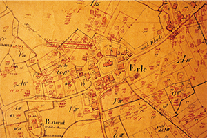 Katasterkarte 1812