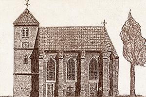 Mittelalterliche Vorkirche