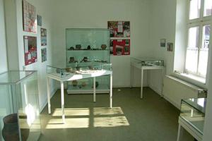 Ausstellung ur- und frühgeschichtlicher Funde